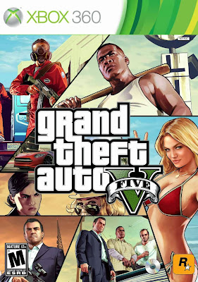 GTA 5: Grand Theft Auto V PT-BR (JTAG/RGH) Xbox 360 Torrent Download