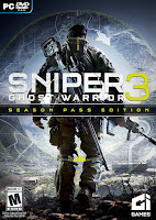 Sniper Ghost Warrior 3 Game PC Cover