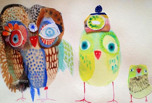 My Owl Barn Jessie Breakwell