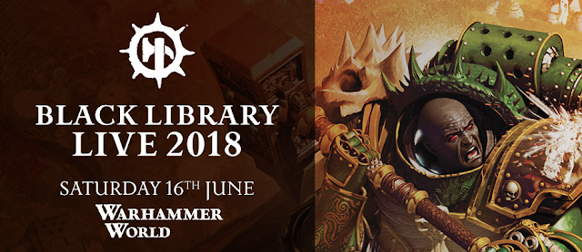 Black Library Live 2018