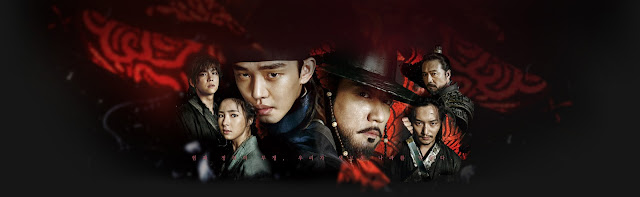 Six Flying Dragons Cover, Yoo Ah In Shin Se Kyung, Fashion King, 2015 best kdrama sageuk, drama withdrawals, Yoon Kyung Sang, Byun Yo Han, Kim Myung Min