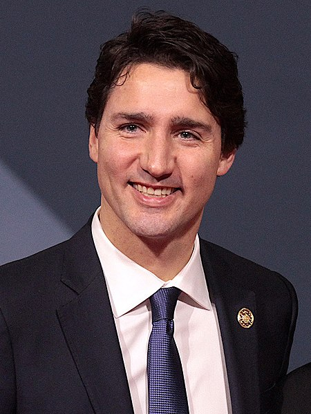 perdana menteri kanada sekarang