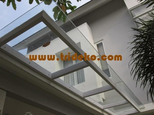 Kanopi kaca  Canopy spider canopy kaca atap kaca kanopi