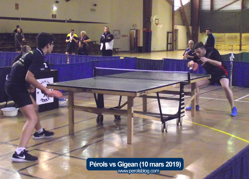 Ping Pong Club de Pérols