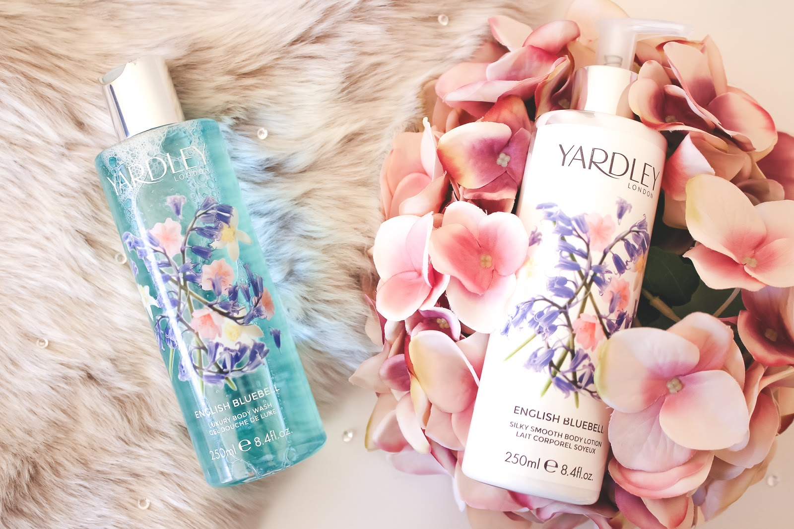 Yardley London Lily Of The Valley And English Bluebell - 4
