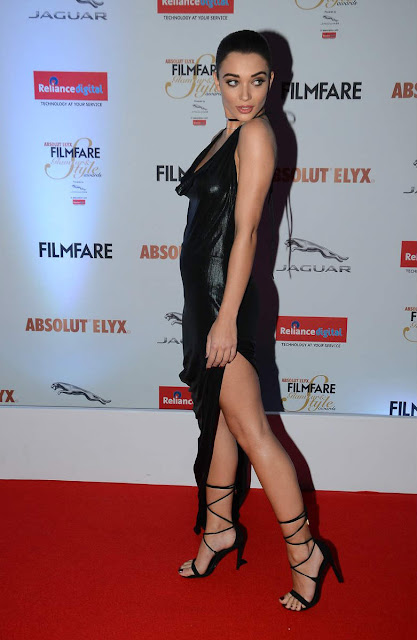 Amy jackson hot at filmfare glamour awards 2016 photos