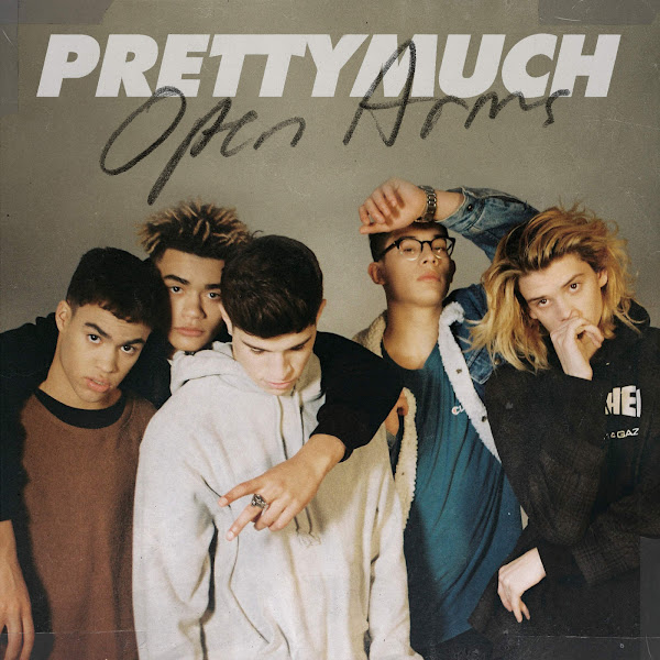 PRETTYMUCH - Open Arms - Single Cover