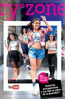Cyzone catalogo C06 2016 : tips se sale de pantalla : Peru