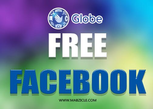 Globe Free FB