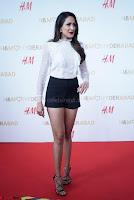 Pragya Jaiswal in lovely Black Mini Skirt and White Transparent Shirt ~  Exclusive 075.JPG