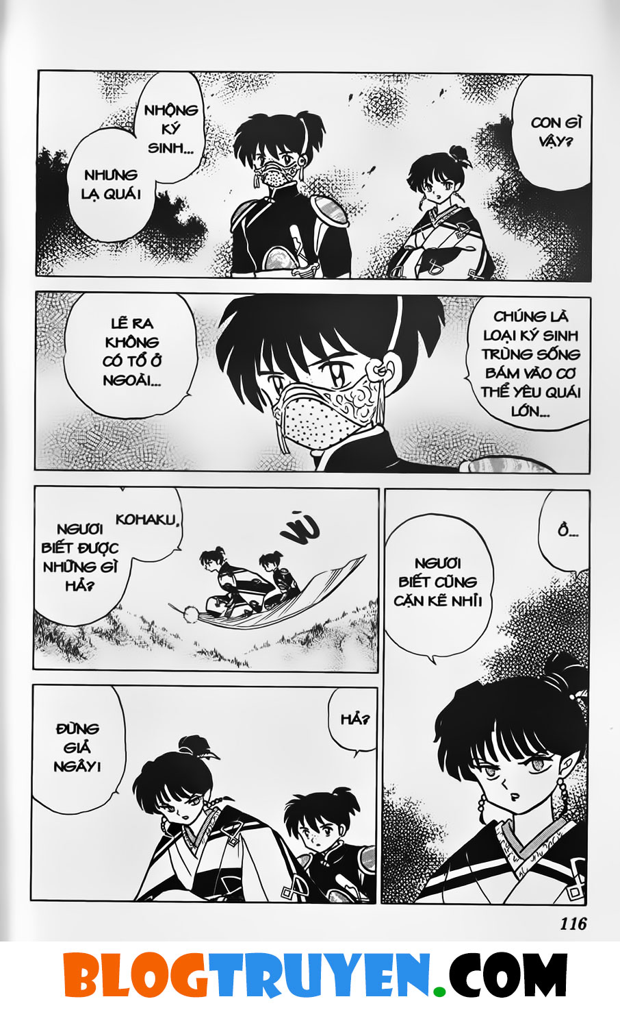Inuyasha vol 34.7 trang 5