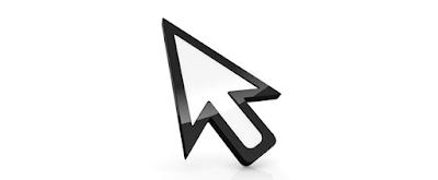 fare imleci tıklama değiştirme logo yüksek çüznürlüklü png