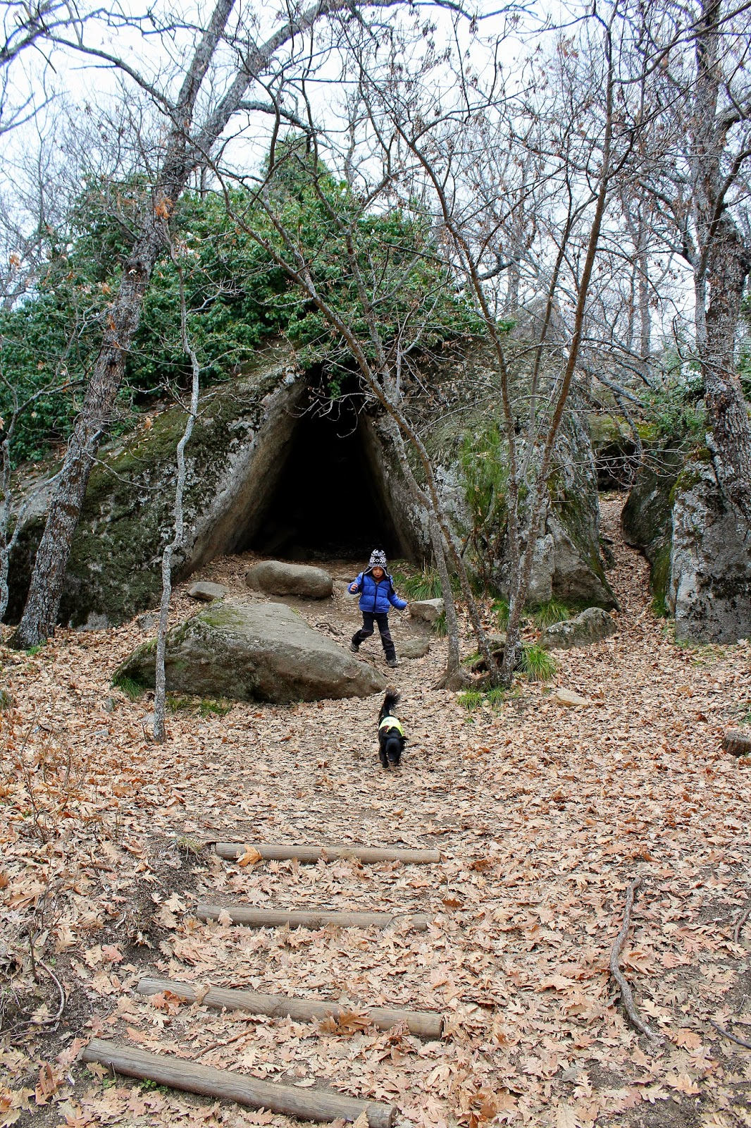 cueva del oso escorial