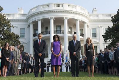 Estão esperando na Casa Branca a chegada do Nibiru no Natal de 2016