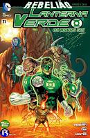 Os Novos 52! Lanterna Verde #31