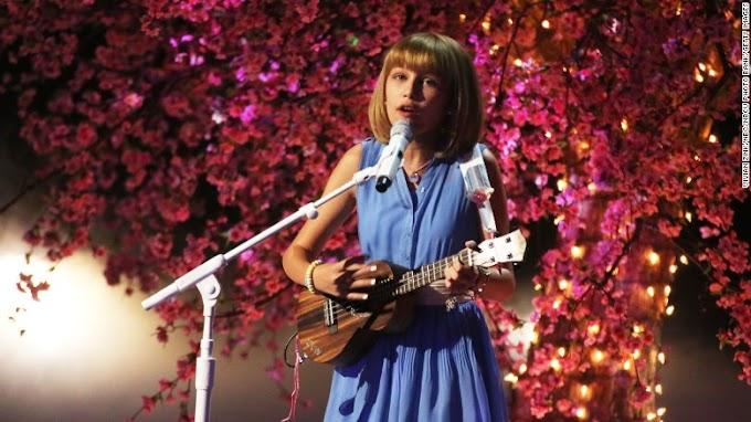 'America's Got Talent' crowns Grace VanderWaal as winner