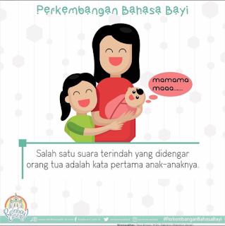 Kata Pertama Bayi