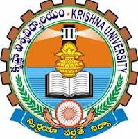 Krishna University Time Table 2017