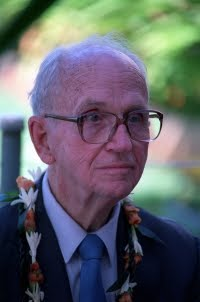 February memory of James Michener