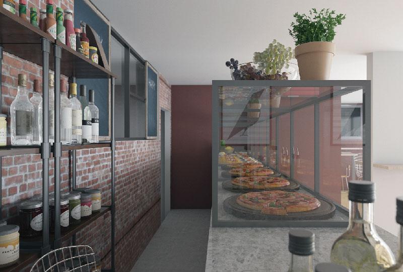 Come progettare una pizzeria