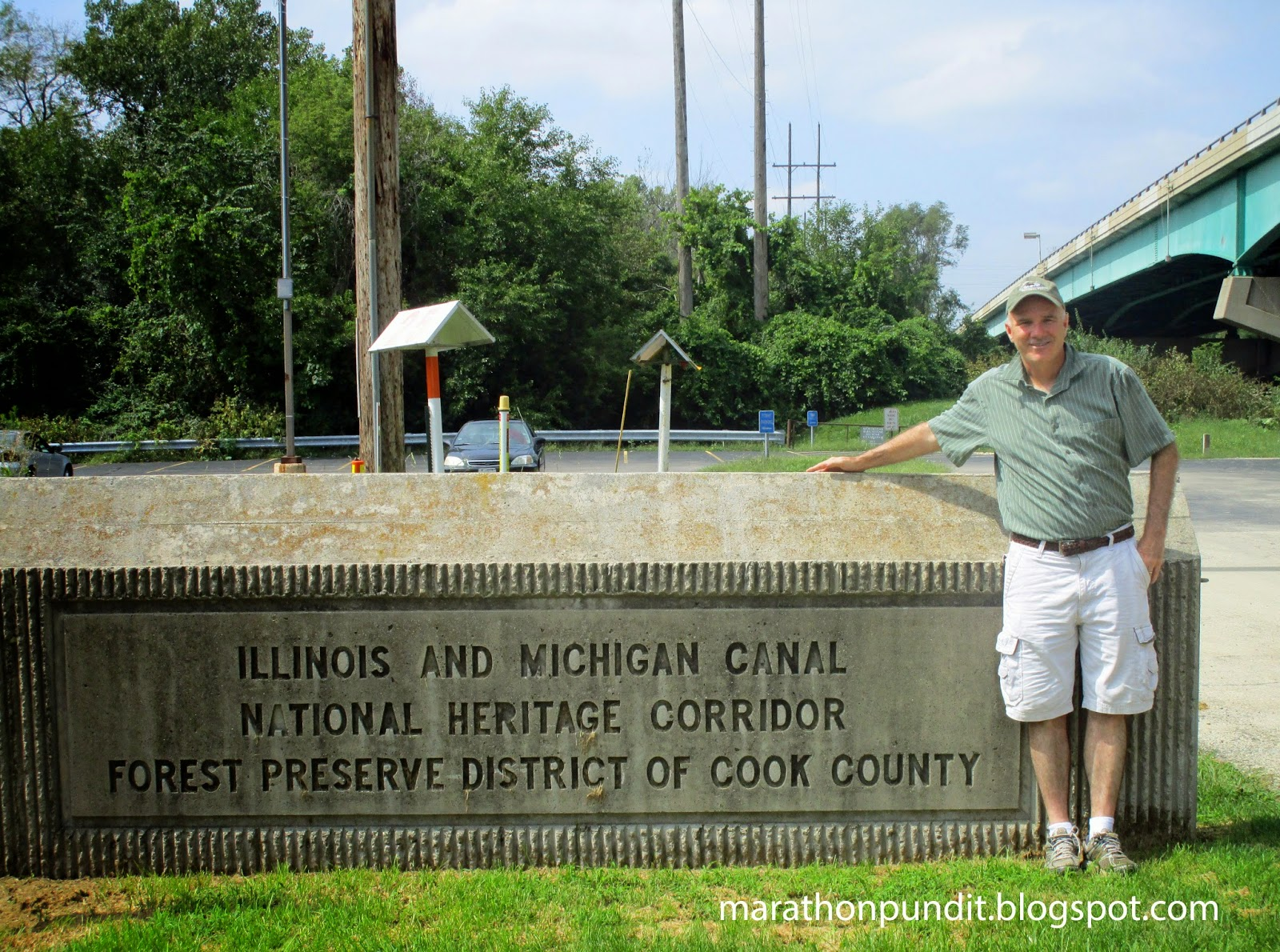 North Park Vw >> Marathon Pundit: (Photos) Illinois & Michigan Canal National Heritage Corridor on its 30th birthday