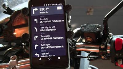 Cara Menggunakan Fitur Rute Baru Khusus Pengendara Sepeda Motor Di Google Maps