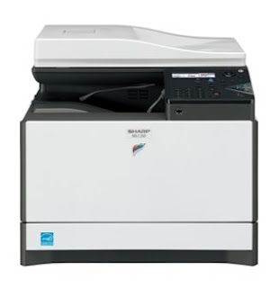 SHARP MX-C250 Printer Driver Download