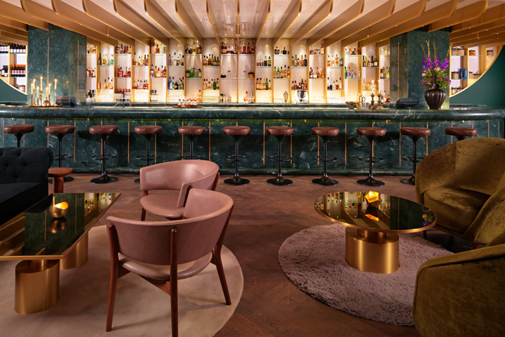 interior design of bars, bar design, london design scene, interiors blogger, hello peagreen