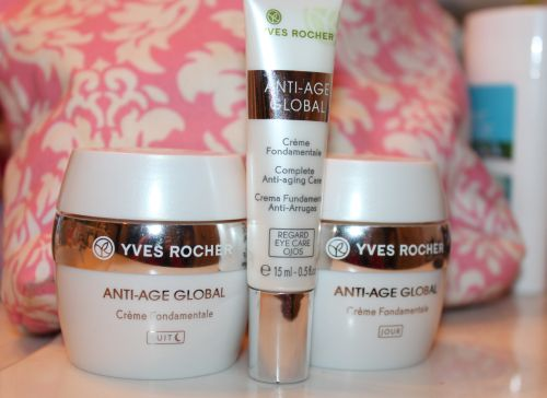 Beautiful Incentives Yves Rocher Anti Age Global Line