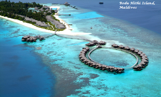 Male And Bodu Hithi Must Visit Places In Maldives