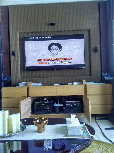Soundsystem Karaoke