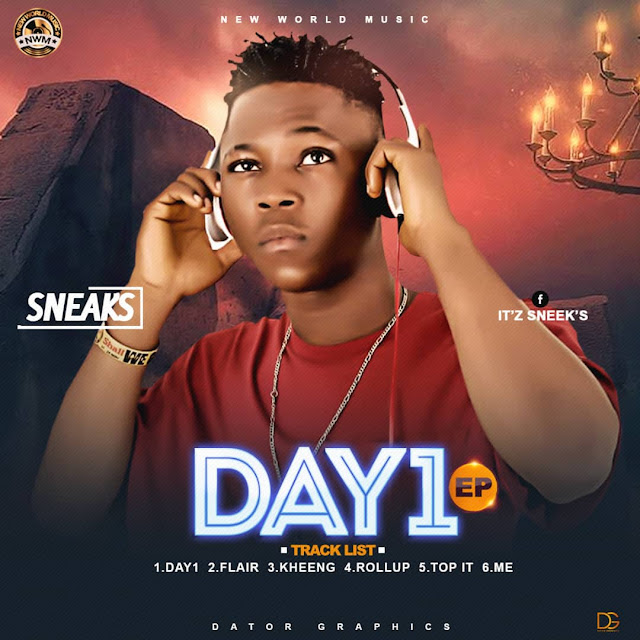 DOWNLOAD: SNEAKS - DAY 1 (FULL ALBUM)