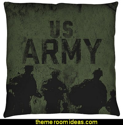 US Army Strong Throw Pillow  Army Theme bedrooms - Army Room Decor - Military bedrooms camouflage decorating - Marines decor boys army rooms - camo themed rooms - Military Soldier - Uncle Sam Military home decor - Airforce Rooms - military aircraft bedroom decorating ideas - boys army bedroom ideas - Navy themed decorating