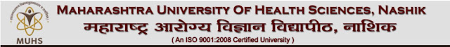 MUHS Nashik Winter 2015 Result