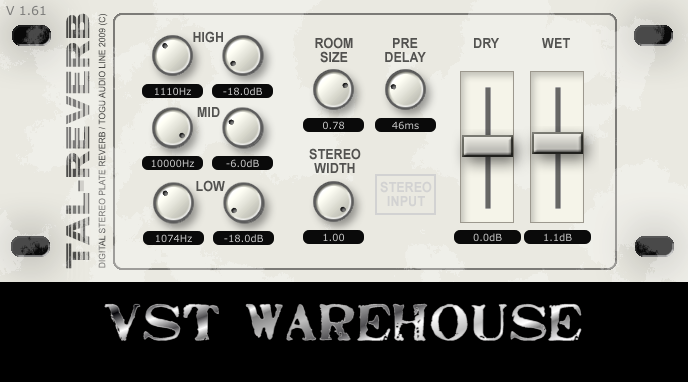 VST Warehouse | Over 500 Free VST plugins