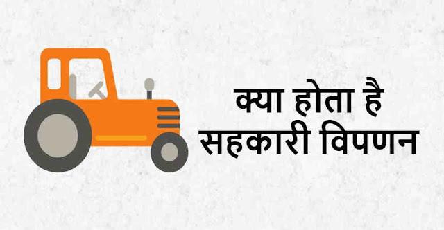 क्या होता है सहकारी विपणन - What is Co-operative Marketing in Hindi