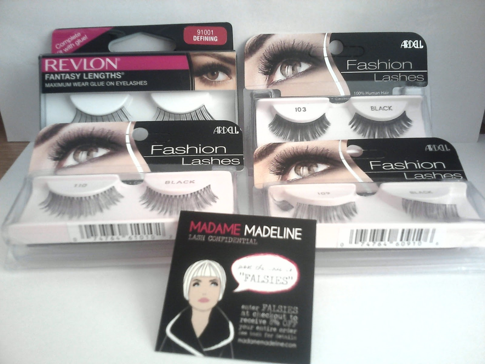 81da66d49ee DeyiMizu: Review: False Lashes from Madame Madeline