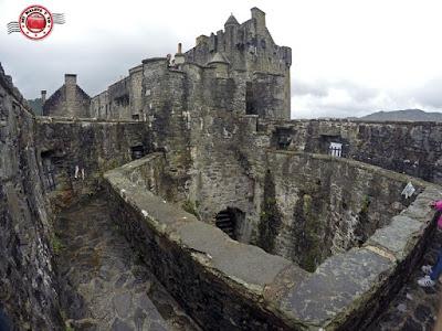 Escocia, Eilean Donan Castle
