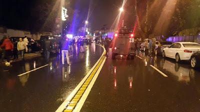 BREAKING NEWS: Terjadi Penembakan di Kelab Malam Istanbul