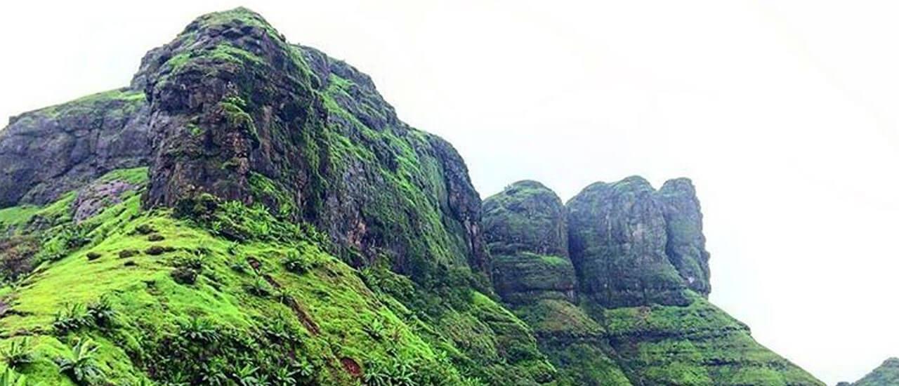 ताहुली किल्ला - Tahuli Fort