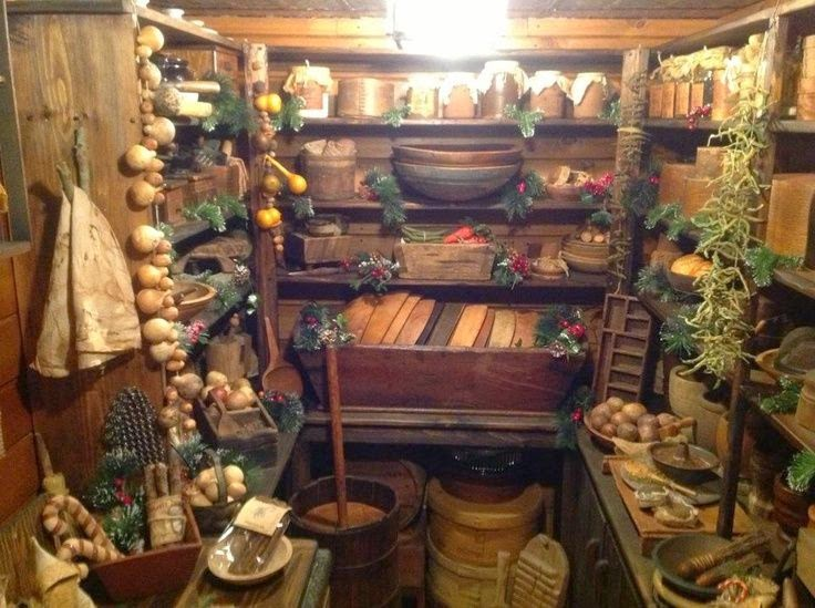 Daily Medieval The Larder