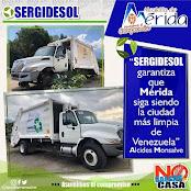 Sergidesol garantiza que Mérida sea la ciudad más limpia de Venezuela