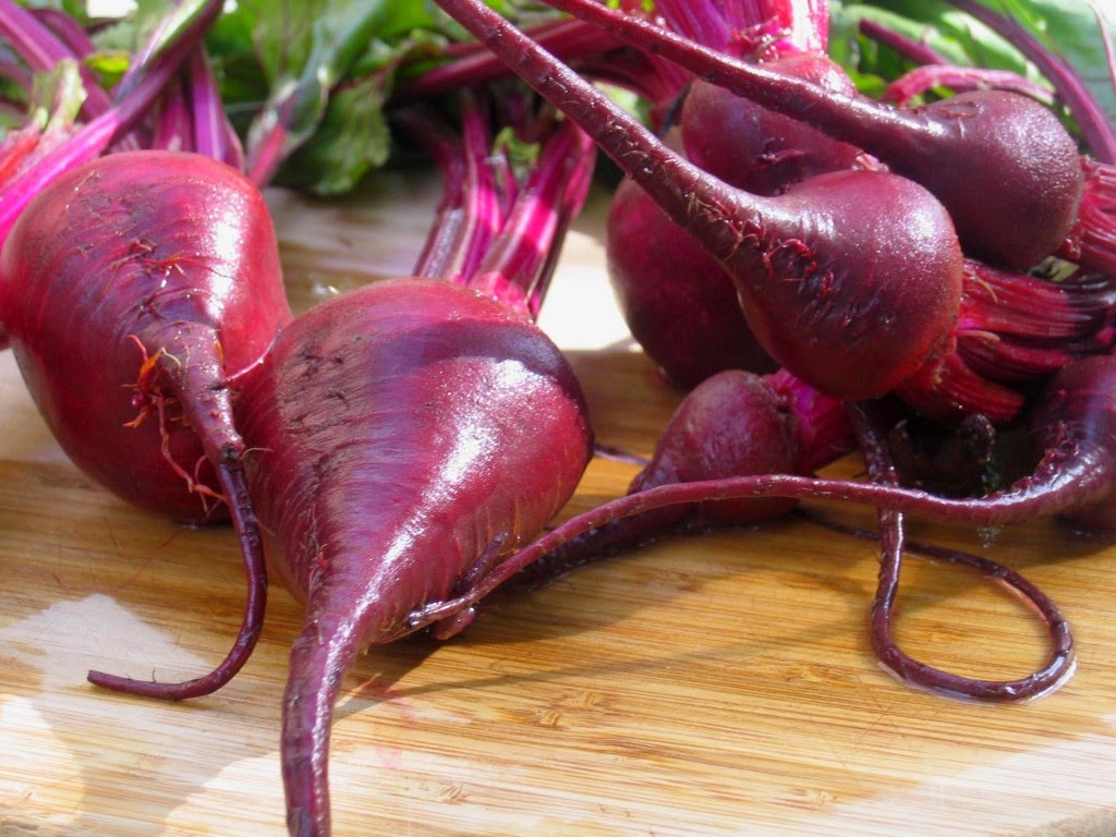 Healthy Life - Happy Life: Beetroot - a protector of anemia