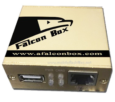 Falcon-Box-Latest-Setup