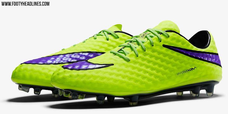 uk availability 07544 2e7ff Gelbe Nike Hypervenom 2015 Fußballschuhe Veröffentlicht - Nu