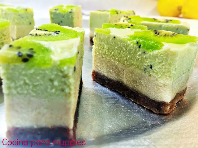 """alt=""""tarta de kiwi y jengibre"""""""