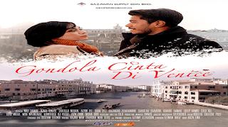 Gondola Cinta Di Venice