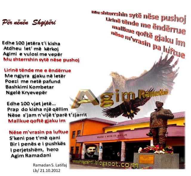 hogoshti blogspot com: Foto dhe poezi për dëshmorët e kombit