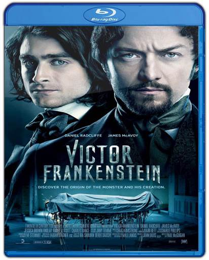 Baixar Victor Frankenstein AVI Dual Áudio BDRip Torrent