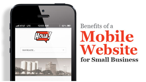 Mobile Website Benefits